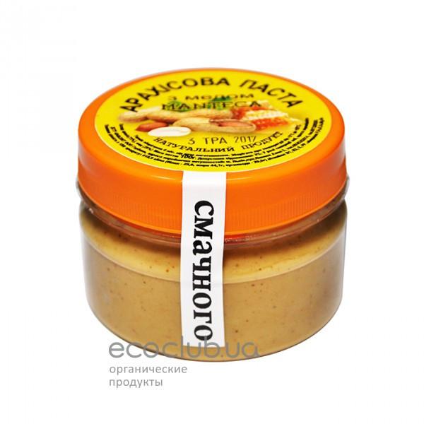 Паста арахисовая с медом ТМ Manteca 100г