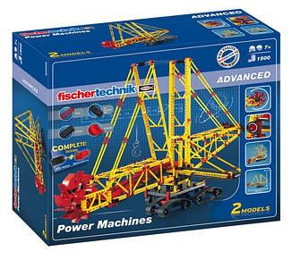 Fisсhertechnik ADVANCED конструктор Силовые машины ft-520398, фото 2