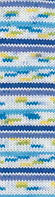 Детская  пряжа для вязания(акрил) Alize ŞEKERİM JUNIOR 4-12 (Ализе шекерим джуниор )     801