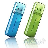 Флешка Silicon Power Helios 101 8Gb green