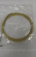 Спираль подающая желтая D 1,4-1,6 мм