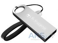 Флешка Transcend JetFlash 520 32GB Silver