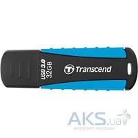 Флешка USB Transcend JetFlash 810 USB 3.0 32Gb (TS32GJF810) Black