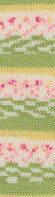 Детская  пряжа для вязания(акрил) Alize ŞEKERİM JUNIOR 4-12 (Ализе шекерим джуниор )     718