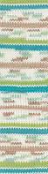 Детская  пряжа для вязания(акрил) Alize ŞEKERİM JUNIOR 4-12 (Ализе шекерим джуниор )     810