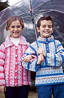 Детская  пряжа для вязания(акрил) Alize ŞEKERİM JUNIOR 4-12 (Ализе шекерим джуниор )    702