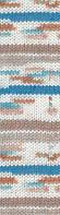 Детская  пряжа для вязания(акрил) Alize ŞEKERİM JUNIOR 4-12 (Ализе шекерим джуниор )    807