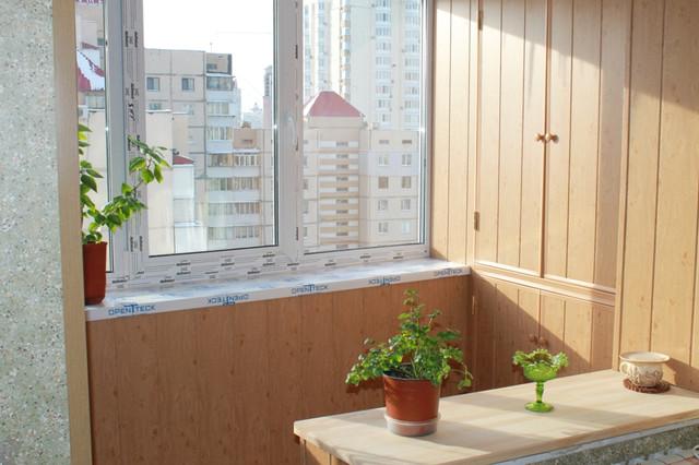 совмещение балкона с комнатой, серия дома бпс-6