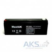 Аккумулятор для ИБП MastAK 12V 2,3 Ah (MT1223 )