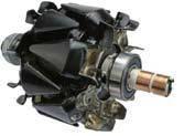 Якорь генератора (ротор) Fiat, Opel, Suzuki, Ford 1.3 Jtd, Cdti, 1.6 I