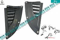 Подкрылок передний левый ( щиток бампера ) 6025300491 Renault ESPACE III