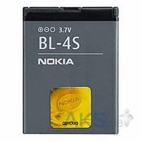 Аккумулятор Nokia BL-4S (860 мАч)