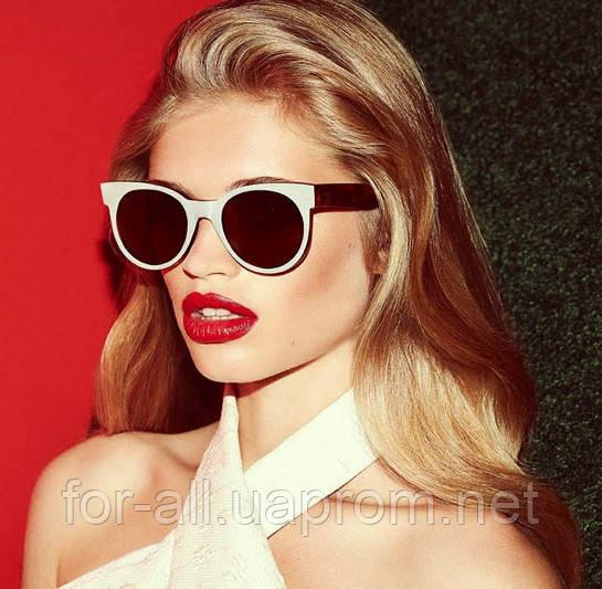 Круглые брендовые солнцезащитные очки 2014 года.  Интернет-магазин Модная покупка