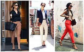 Женские лосины, брюки, штаны и бриджи.
