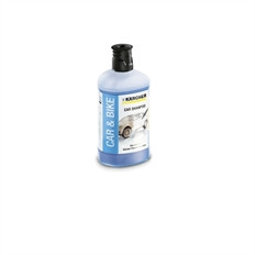 Автомобильный шампунь Plug 'n' Clean 3-в-1, 1 л Karcher