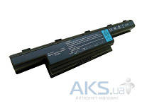 Аккумулятор для ноутбука Acer Aspire 4551 (AS10D41, AC 4741 3S2P) 10.8V 6600mAh PowerPlant black