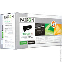 Картридж Patron CB436A Extra (CT-HP-CB436A-PN-R)