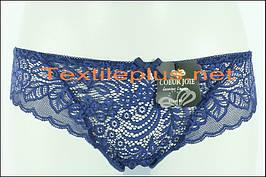 Женские трусики Coeur Joie синий 9828