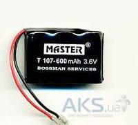 Аккумулятор для радиотелефона Bossman P301 (107)