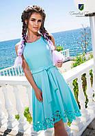 Платье КРВ № 377