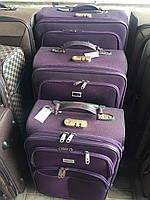 Комплект дорожных чемоданов на колесах 3 в 1 (3 штуки)