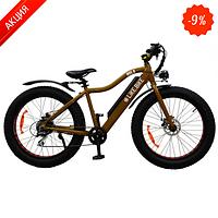 Электровелосипед  Hulk (brown) (Like.Bike, размер: коричневыйсм.)