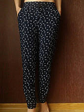 Женские летние штаны, БАТАЛ № 22, фото 2