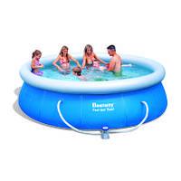 Надувной бассейн Bestway 57263 (366х91) с картриджным фильтром