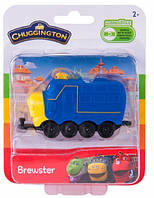 Паровозик Брюстер Chuggington (JW10568/10567/10569)