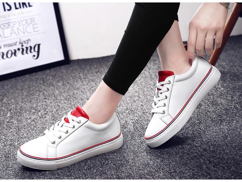 94145b9ad3ff Белые туфли-кеды из кожи