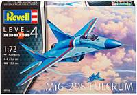 Ревелл Літак MiG-29S Fulcrum 1:72 12+ (3936)