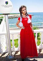 Платье КРВ № 473