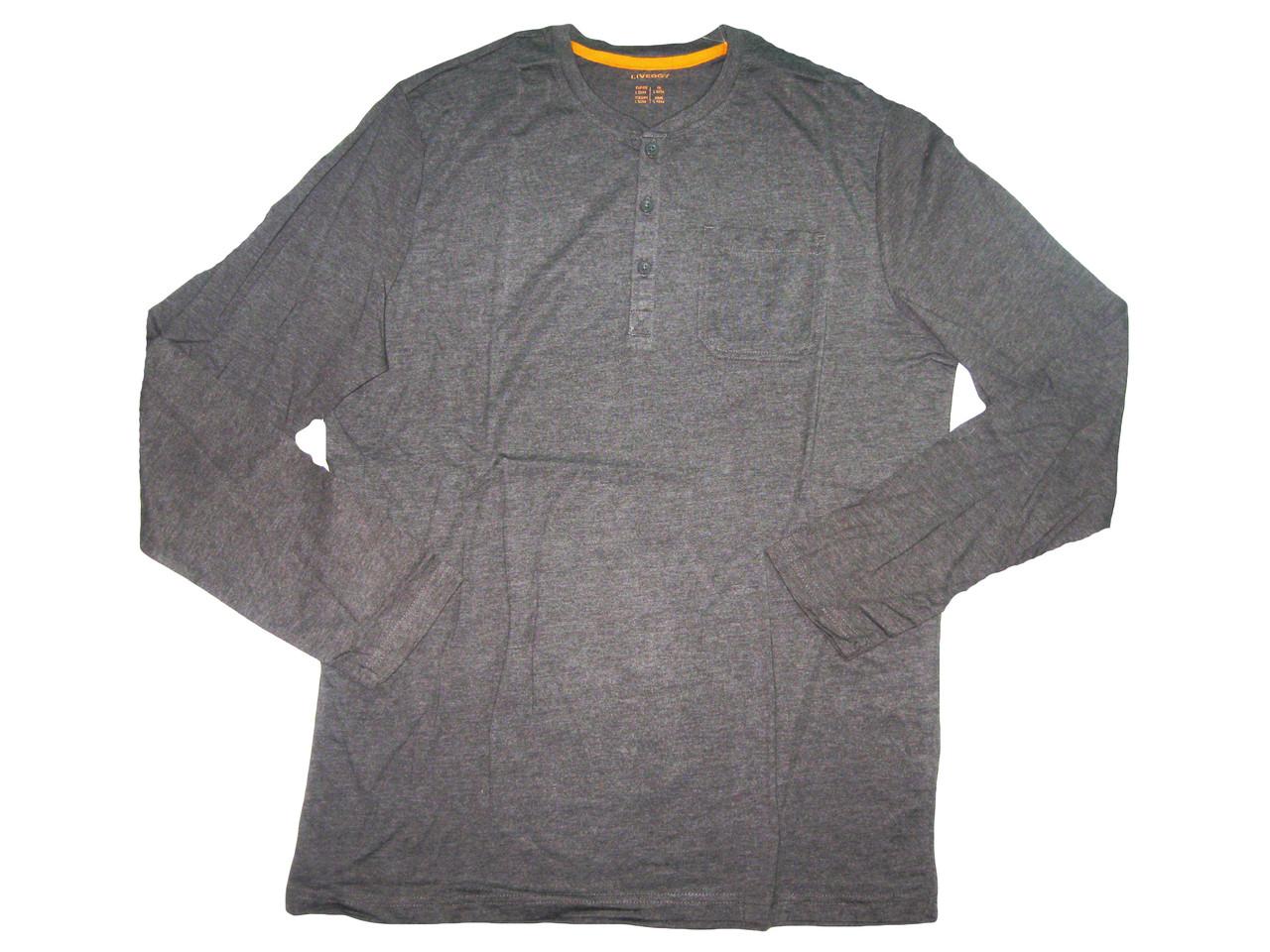 Реглан мужской, LIVERGY, размер L, арт. М-057