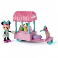 Игровой набор серии Солнечный денек - МОДНЫЙ СМУЗИ БАЙК (с фигуркой и аксессуарами) Minnie & Mickey Mouse Clubhouse (181977)