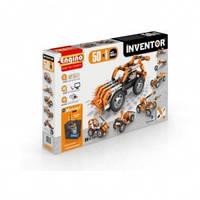 Конструктор серии INVENTOR MOTORIZED 50 в 1 с электродвигателем Engino (5030)