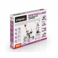 Конструктор серии STEM - Законы Ньютона: инерция, движущая сила, энергия Engino (STEM07)
