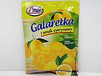 Желе Galaretka Emix лимонное 79 г