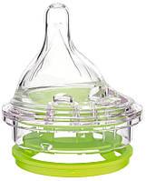 Соска с диском к антиколиковой бутылочке Haberman&Canpol babies, Canpol babies