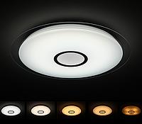Управляемый LED светильник 60W BRIXOLL BRX-60W-003 SHINY(СИЯЮЩИЙ) c пультом