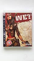 Видео игра Wet (PS3)