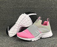 Женские кроссовки Nike Air Presto Extreme Pink/Grey/White, фото 1