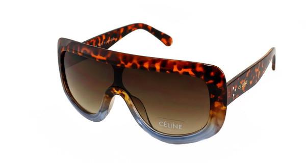 Стильные женские очки от солнца Celine 2017