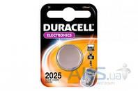 Батарейки Duracell CR2025 (DL2025) DSN 1 шт.