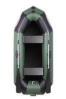 Двухместная надувная ПВХ лодка Vulkan V280 L