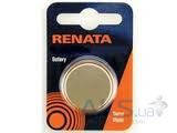 Батарейки Renata 527(319) 1 шт.