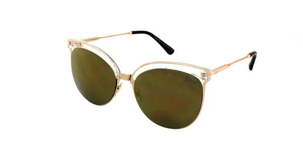 Великі сонцезахисні окуляри кішки Dior
