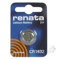 Батарейки Renata CR1632 1 шт.