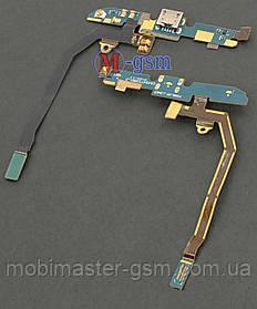 Шлейф LG P880 Optimus 4X HD с коннектором зарядки