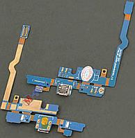 Шлейф LG P760 Optimus L9, P765, P768 с компонентами
