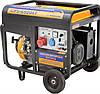 Генератор бензиновый трехфазный Sadko GPS-6500EF (5,0 кВт)